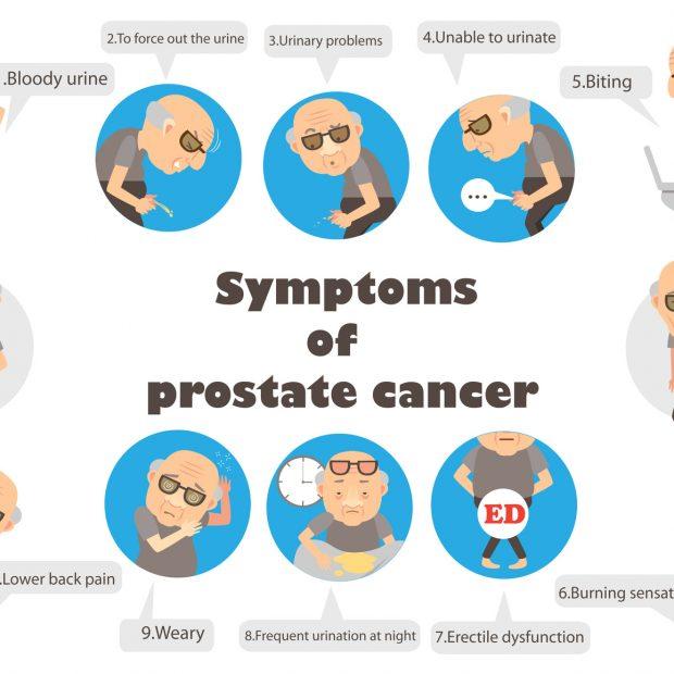 Pieprzyć raka prostaty
