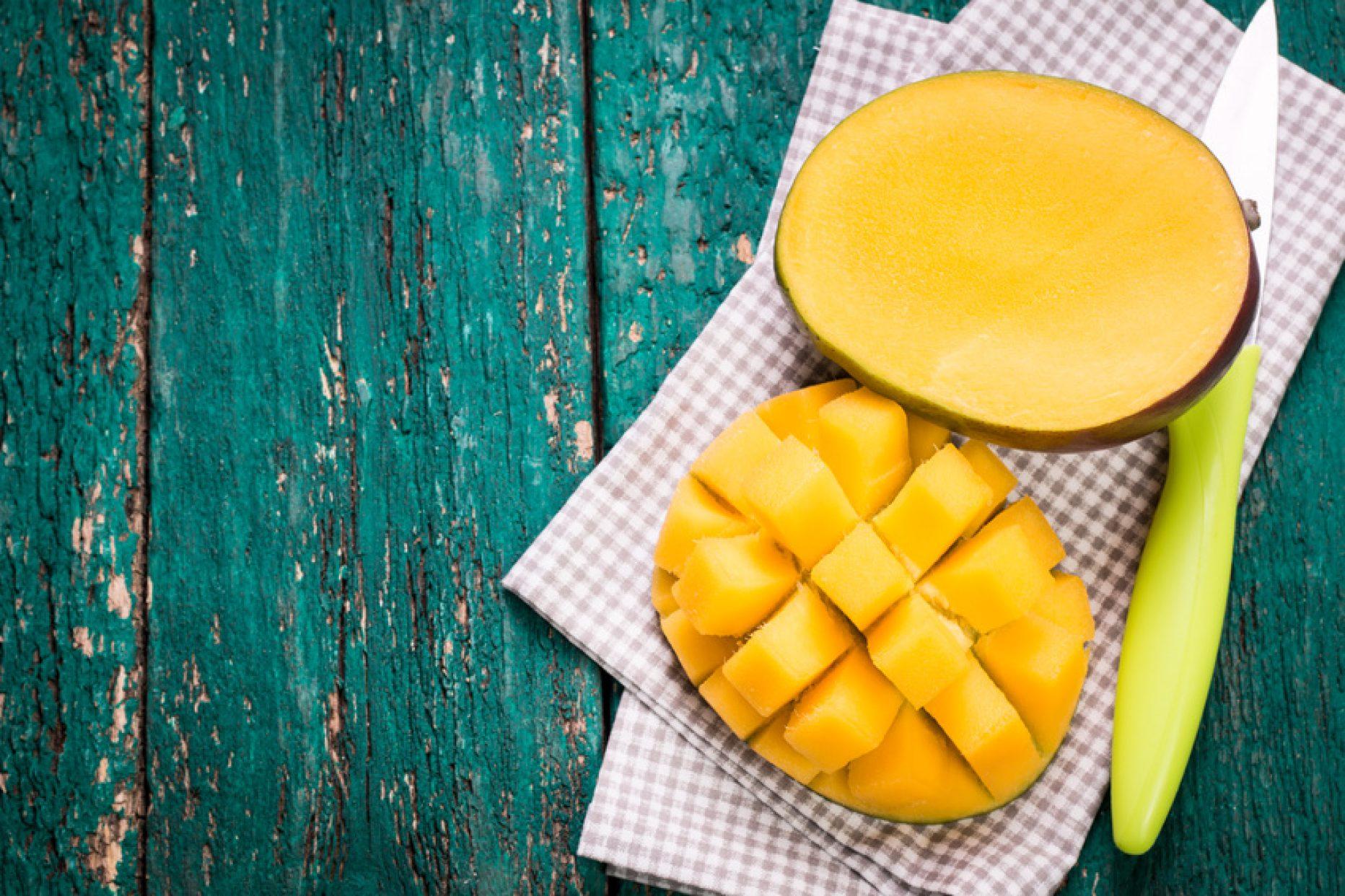 Mango a zdrowie jelit