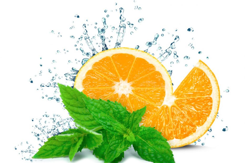 Pomarańcze i muskuły