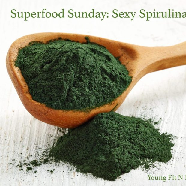 Sexy Spirulina!