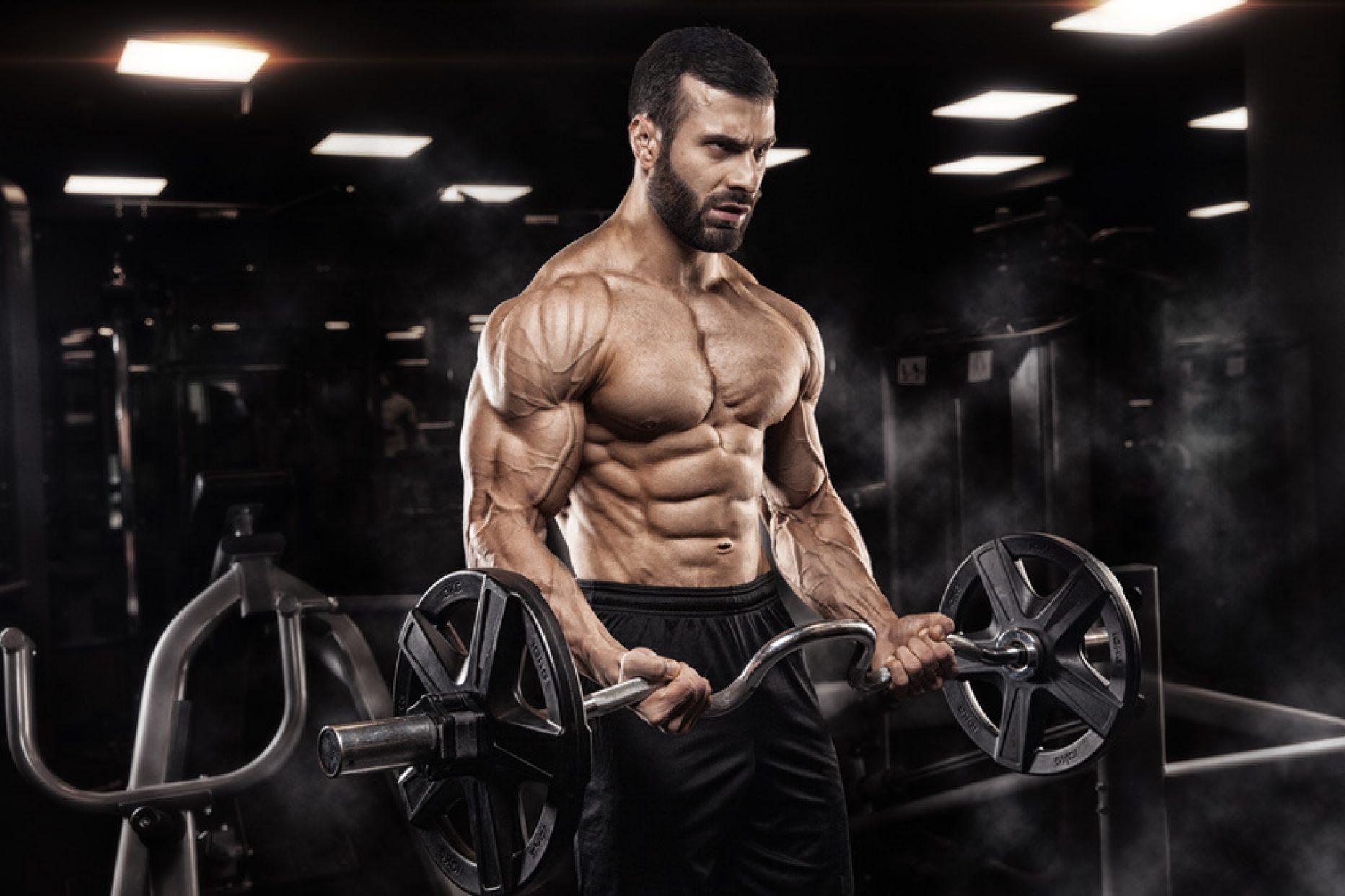 Glutation to duże i silne muskuły